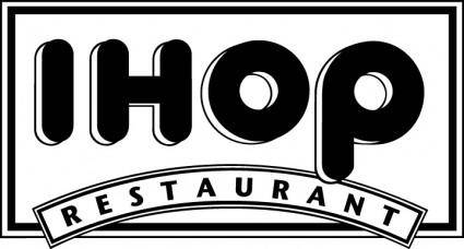 free vector IHOP Restaurants logo2
