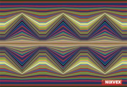 """free vector NixVex Free """"Seismic waves"""" Op Art Texture"""