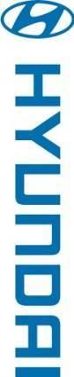 free vector Hyundai logo2