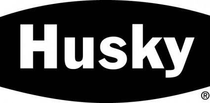 free vector Husky logo