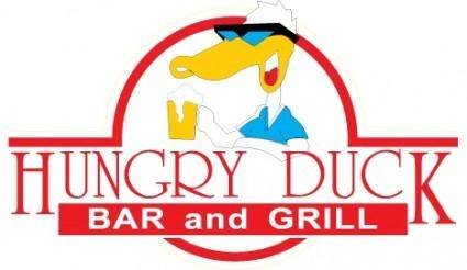 free vector Hungry Duck logo