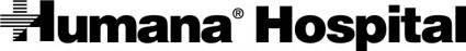 free vector Humana Hospital logo