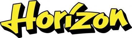 free vector Horizon logo