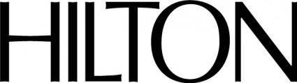 free vector Hilton logo2