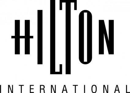 free vector Hilton International logo