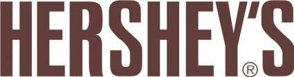 Hershey logo letters P504C