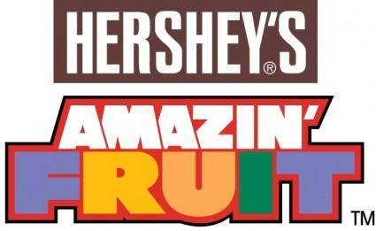 Hersheys Amazing fruit