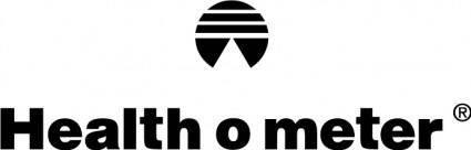 free vector Healthometr logo
