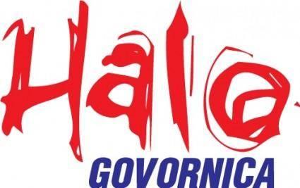free vector Halo Serbian Telecom logo