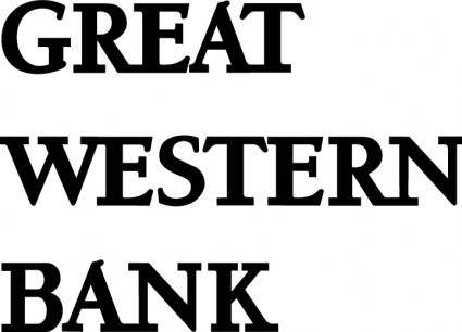 Great Western Bank logo2