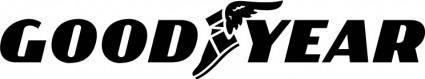 free vector Goodyear logo