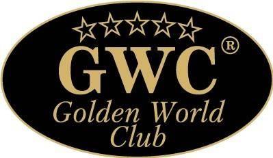 free vector Golden World Club logo