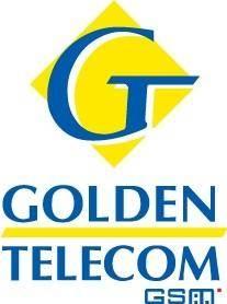 free vector Golden Telecom logo