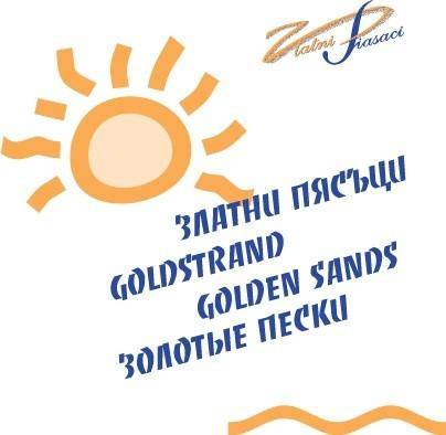 free vector Golden Sands logo