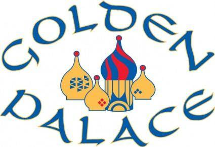free vector Golden Palace logo