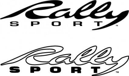 GM Rally sport logos