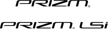 GM Prism logos