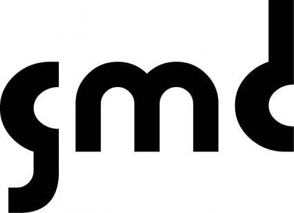 free vector GMD logo