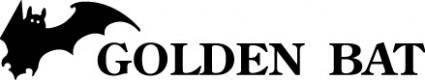 free vector Gloden Bat logo