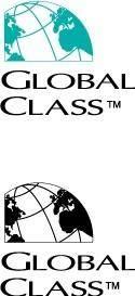 free vector Global Class logo