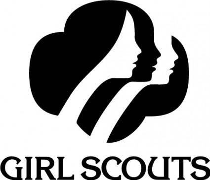 free vector Girl Scouts logo