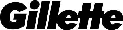 free vector Gillette logo