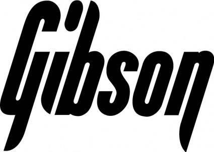 free vector Gibson logo