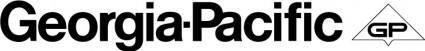 free vector Georgia-Pacific logo