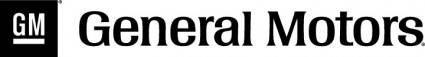 free vector General Motors Corp logo