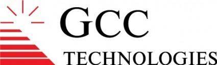 free vector GCC Technologies logo