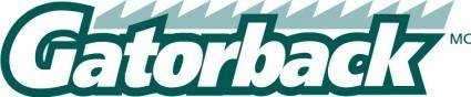 Gatorback logo