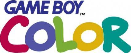 free vector Game Boy Color logo