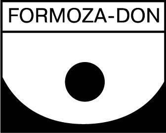 free vector Formoza DON logo