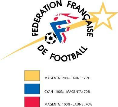 free vector Football France Federation