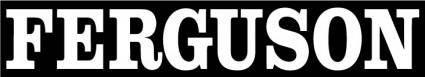 free vector Ferguson logo