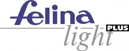 free vector Felina Light logo