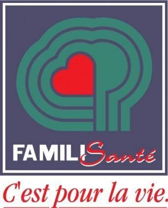 free vector Famili-Sante logo2