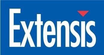 free vector Extensis logo