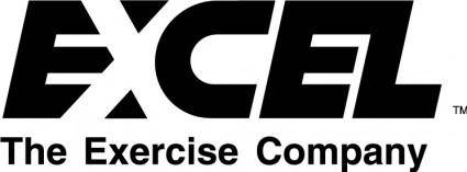 free vector Excel Exercise comp logo