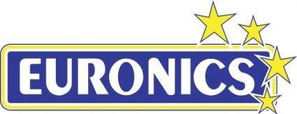 free vector Euronics logo