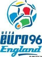 free vector Euro96 football