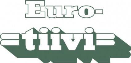 Euro-tiivi logo