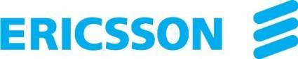 free vector Ericsson logo