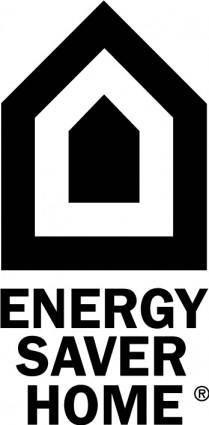 free vector Energy svaer home logo