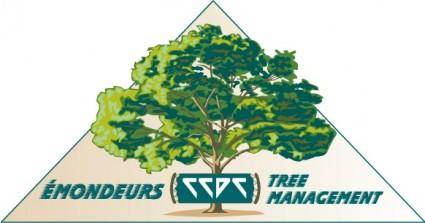Emondeurs CCDC logo