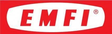 free vector EMFI logo