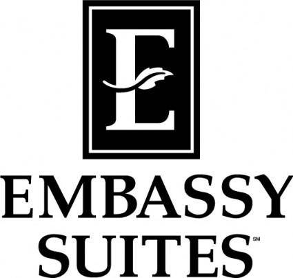 free vector Embassy suites logo