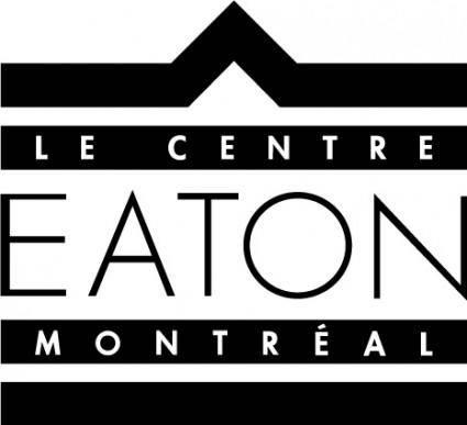 free vector Eaton centre logo