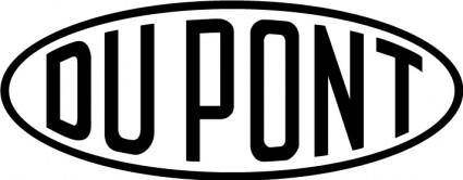 free vector Du Pont logo
