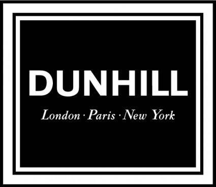 free vector Dunhill logo